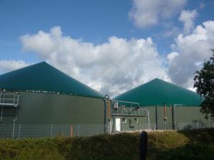 Biogasanlage Geiger